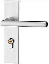 Недорогие -европейское пространство алюминиевый дверной замок крытый спальня деревянная дверь механический дверной замок аппаратный замок аппаратный межкомнатный замок