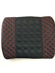 Недорогие -12v электрический автомобиль массаж поясничная подушка автокресло спинки релаксации талии поддержки подушки
