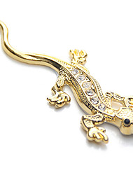 preiswerte -gold / silber autoaufkleber volle autoaufkleber tier 3d aufkleber