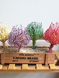 Недорогие -Искусственные Цветы 1 Филиал Классический Стиль Пастораль Стиль Суккулентные растения Букеты на стол