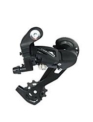 olcso -Váltók / Mountain bike Kompatibilitás Mountain bike Műanyag / Fém Állítható sebesség / Könnyű felhelyezés / Sport Kerékpározás Fekete