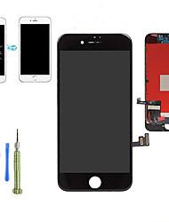 Недорогие -2019 новая замена жк-дисплей с сенсорным экраном дигитайзер в сборе комплект передней панели с инструментами разборки для iphone 8 qyqfashion