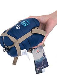 Недорогие -Naturehike Мини-Ultralight Спальный мешок на открытом воздухе Прямоугольный 15 °C Односпальный комплект (Ш 150 x Д 200 см) T / C хлопок Водонепроницаемость Компактность Мини Дышащий Ультралегкий (UL
