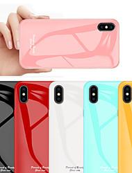 Недорогие -закаленное стекло чехол для телефона для iphone xs max xr защитная крышка мобильного телефона чехлы для iphone xs x 8 плюс 8 7 плюс 7 6 плюс 6