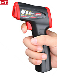 Недорогие -лазерный инфракрасный термометр uni-t ut300a ручной термометр цифровой промышленный бесконтактный лазерный измеритель температуры пистолет
