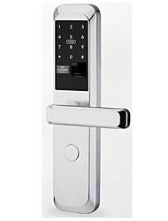Недорогие -Factory OEM LD-A9 Нержавеющая сталь Интеллектуальный замок Умная домашняя безопасность система RFID / Отпирание отпечатка пальца / Разблокировка пароля Дом / офис Дверь безопасности
