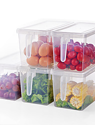 Недорогие -1шт Хранение продуктов питания Пластик Аксессуар для хранения Other