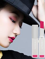 abordables -6 pcs 6 colores Maquillaje de Diario Impermeable / Protección / Labios Húmedo Humedad / Larga Duración / resistente al agua Dulce / Moda Maquillaje Cosmético Útiles de Aseo