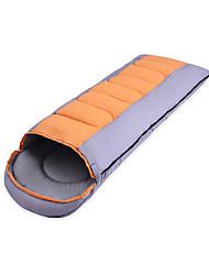 Недорогие -Naturehike Спальный мешок на открытом воздухе Прямоугольный 8 °C Односпальный комплект (Ш 150 x Д 200 см) T / C хлопок Компактность Сохраняет тепло Ультралегкий (UL) 220*75 cm Осень Весна для