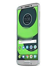 Недорогие -2шт Motorola протектор экрана мото G6 Plus / MOTO G6 Play / MOTO G6 высокой четкости (HD) передний экран протектор 2 шт. Закаленное стекло