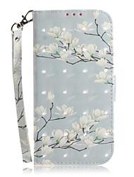 billige -Etui Til Apple iPhone 11 / iPhone 11 Pro / iPhone 11 Pro Max Kortholder / Støtsikker / Mønster Heldekkende etui Blomsternål i krystall TPU
