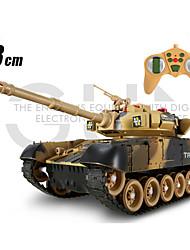 Недорогие -танк Машинка на радиоуправлении Готов к использованиютанк Пульт управления/Передатчик Батарея для автомобиля Руководство пользователя