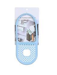 Недорогие -Высокое качество с силикагель Полки и держатели Повседневное использование / Необычные гаджеты для кухни Кухня Место хранения 1 pcs