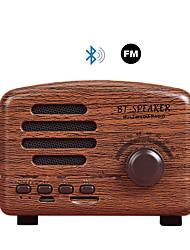 Недорогие -Беспроводной Bluetooth-динамик bt01 5 Вт TF с FM-радио ретро мини портативный динамик для телефона стерео бас ностальгический