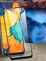Недорогие -защитная пленка для samsung galaxy a10 / a20 / a30 / a40 / a50 / a70 / полностью закаленное стекло 1 шт. защитная пленка для экрана высокой четкости (hd) / твердость 9 ч
