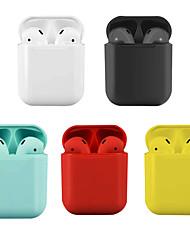 Недорогие -Kawbrown i18 tws mini bluetooth наушники спортивные гарнитуры беспроводные наушники-вкладыши-вкладыши наушник pop-touch touch наушники с микрофоном для телефона