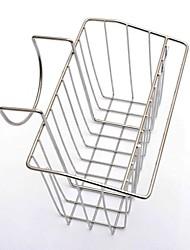 Недорогие -1шт Коробки для хранения Нержавеющая сталь Аксессуар для хранения Повседневное использование