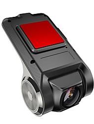 Недорогие -X28 1080p Full HD / Загрузочная автоматическая запись Автомобильный видеорегистратор 170° Широкий угол Нет экрана (выход на APP) Капюшон с WIFI / Ночное видение / G-Sensor Автомобильный рекордер