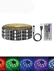 Недорогие -LOENDE 5 метров Наборы ламп 150 светодиоды SMD5050 RGB USB / Для вечеринок / Самоклеющиеся 5 V / Работает от USB 1 комплект