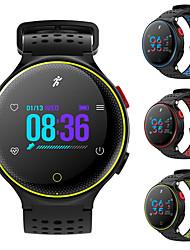 Недорогие -Смарт-часы xs01 водонепроницаемый артериальное давление умный диапазон Bluetooth шагомер смарт-браслет смарт-браслет BT камеры