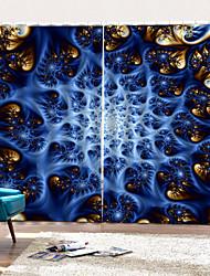 Недорогие -Горячая внешняя торговля фэнтези цвет европейский водонепроницаемый упорядочение окна занавес окна занавес затемнения литьевой занавески для душа