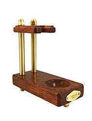 Недорогие -Любинский деревянный держатель для стойки для труб