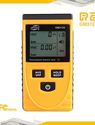 Недорогие -RZ электромагнитное излучение дозиметр детектор ЭДС метр портативный портативный счетчик Гейгера тестер излучения электрического поля gm3120