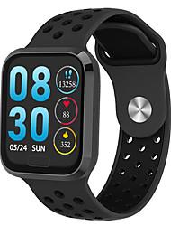 Недорогие -Смарт Часы Цифровой Современный Спортивные силиконовый 30 m Защита от влаги Пульсомер Bluetooth Цифровой На каждый день На открытом воздухе - Черный Золотистый Серебряный
