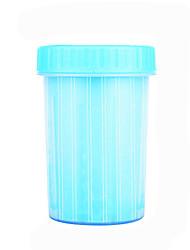 Недорогие -Маленькие зверьки Чистка Полипропиленовая пряжа Ванночки На каждый день Синий