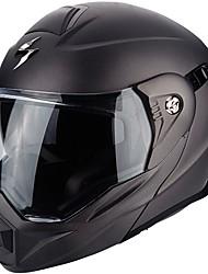 billige -LITBest MODULAR SCORPION ADX-1 SOLID Modulær Voksen Herre Motorcykel hjelm Anti-Tåge / Anti-Bære / Åndbart