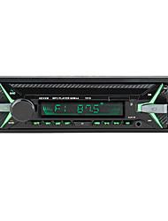Недорогие -hevxm 1010 1 din автомобильный mp3-плеер mp3 / встроенный разъем bluetooth / сабвуфер для универсальной поддержки bluetooth mp3 / wav / hands-free без отвлекающих факторов