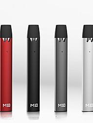 Недорогие -240 мАч плоский дым электронная сигарета курить аккумуляторная против утечки большой дым электронная сигарета