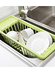 Недорогие -1шт Коробки для хранения Пластик Прост в применении Для приготовления пищи Посуда