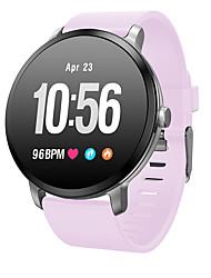 Недорогие -Imosi v11 умные часы ip67 водонепроницаемый закаленное стекло активность фитнес-трекер монитор сердечного ритма до краев мужчины женщины smartwatch