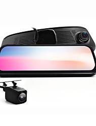 Недорогие -LITBest 1080p Автомобильный видеорегистратор 170° Широкий угол Емкостный экран Капюшон с Запись цикла / Автоматическое включение питания / Anti-Shake Автомобильный рекордер