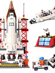 Недорогие -/ Для подарка строительных блоков от 5 до 7 лет / 8 до 13 лет игрушки 584pcs