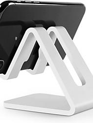 Недорогие -белый пластиковый держатель для книги / планшета / телефона офисного инструмента