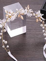 저렴한 -합금 와 꽃패턴 1개 결혼식 / 생일 투구