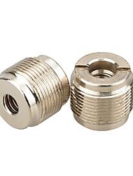 Недорогие -Camvate 2 шт. 5/8 штекер к 1 / 4-20 гнездо для крепления микрофона адаптер c1855