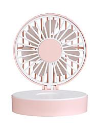 Недорогие -Торт ручной зеркало для макияжа вентилятор творческий студент девушка usb блок питания компактный мини зарядка вентилятора
