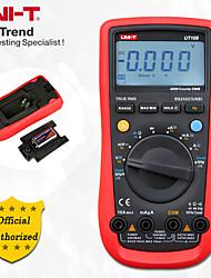Недорогие -Цифровой мультиметр uni-t ut109 ручной цифровой дисплей с подсветкой для осмотра автомобиля