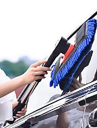 Недорогие -телескопическая щетка для мытья автомобилей с длинной ручкой