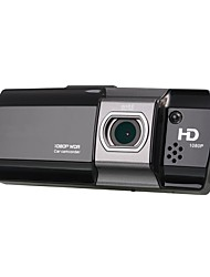 Недорогие -1080p Full HD / Загрузочная автоматическая запись Автомобильный видеорегистратор 170° Широкий угол 2.7 дюймовый LCD Капюшон с Ночное видение / G-Sensor / Циклическая запись Автомобильный рекордер