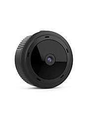 Недорогие -Аккумулятор 1080p DV Wi-Fi Инфракрасная камера ночного видения Мини-камера P2P Беспроводная видеокамера Поддержка удаленного просмотра скрытого (не считая карты памяти) 2-мегапиксельной IP-камеры