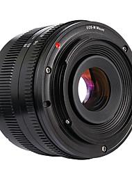 Недорогие -7Artisans Объективы для камер 7Artisans 50mmF1.8M43-BforФотоаппарат