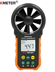 billige -peakmeter huayi høj præcision anemometer vindhastighed luftvolumen pm6252a / pm6252b
