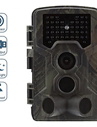 Недорогие -1080p HD охотничья тропа камера с активированным движением ночного видения 120 широкоугольный объектив ip65 водонепроницаемая камера наблюдения дикой природы