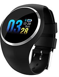 Недорогие -Q1 Умный браслет Пульсомер / Измерение кровяного давления / Спорт Датчик поворачивания экрана / Датчик приближения / Датчик частоты пульса Смешанные материалы Черный / Белый / Розовый