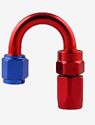 Недорогие -Поворотный патрубок an12 для шлангового шланга масла / топлива / газа 180