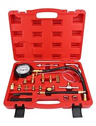 Недорогие -тестер топливной форсунки ту-114 бензин топливная форсунка тестирование давления насос топливный насос набор инструментов
